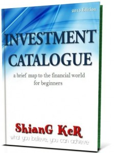 Investment Catalogue Cover
