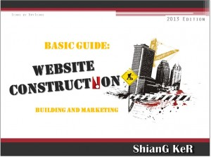 Website Construction Cover